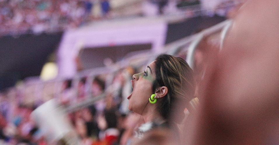 Espectadores reagem à final do CBLoL, entre as equipes INTZ e paiN Gaming