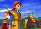 """""""Dragon Quest VIII"""" terá dublagem em inglês, mas não trilha orquestrada - Divulgação"""