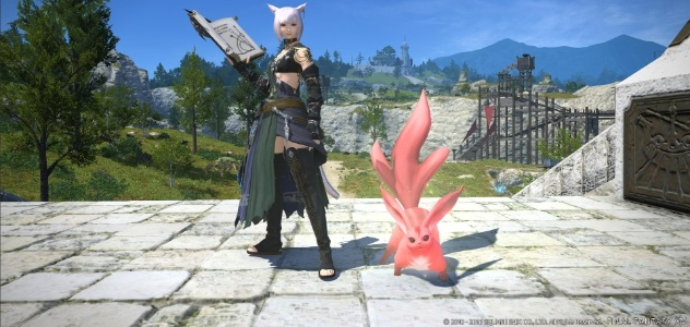 Final Fantasy XIV - Patch 3.5