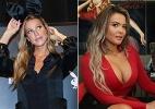 """Luana Piovani na """"Playboy"""", Geisy na """"Sexy"""": qual ensaio você quer ver? - Montagem UOL"""