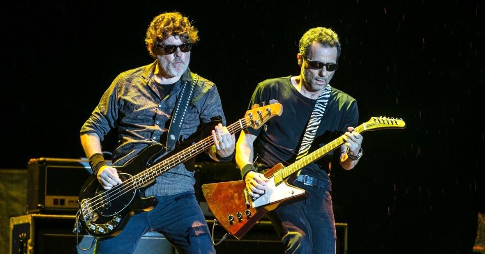 Titãs e Rolling Stones se apresentam no Morumbi