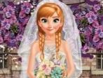 Noiva princesa Anna