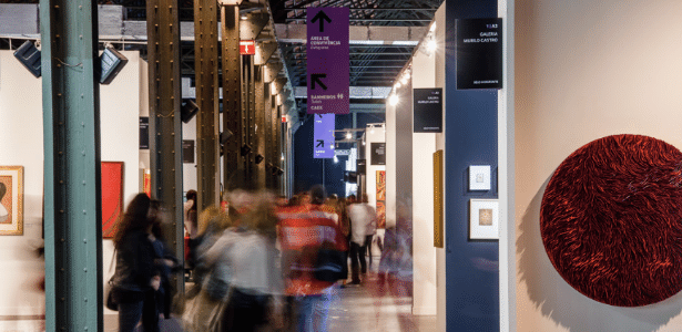 Feira internacional ArtRio 2016 traz para a cidade mais de 70 galerias