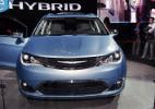 Chrysler Pacifica mostra futuro das minivans - Murilo Góes/UOL