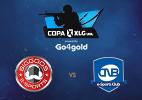 Big Gods vence CNB na semifinal da Copa Go4gold CS:GO (Foto: Divulgação)