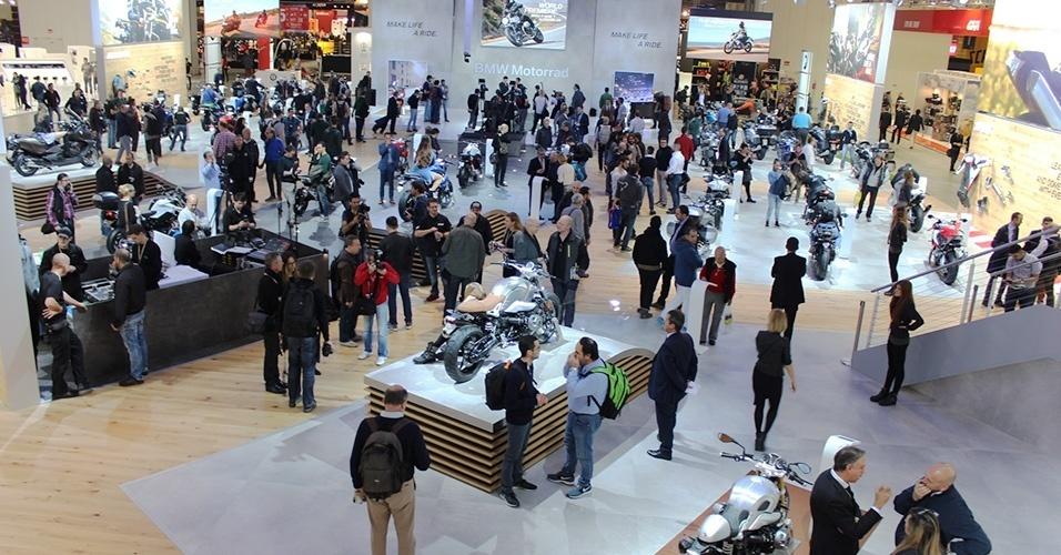 BMW no Salão de Milão 2015