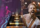 """Com baixas vendas, """"Guitar Hero"""" e """"Rock Band"""" têm futuro incerto - Reprodução"""