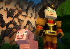 """""""Minecraft: Story Mode"""" terá youtubers como personagens no próximo episódio - Divulgação"""