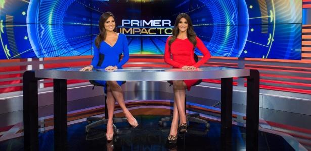 """Primer Impacto"", telejornal da Univision"