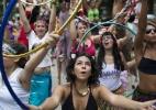 """""""Pegação com respeito"""": Mulheres se mobilizam por Carnaval sem assédio - Marcelo Valle/BBC"""
