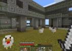 """""""Minecraft"""" ganhará suporte à realidade virtual nos PCs em breve, diz site - Divulgação"""