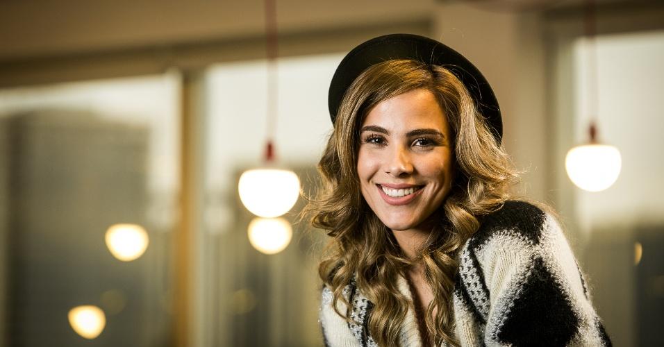 03.ago.2016 - Wanessa Camargo fala sobre a nova fase da carreira e o porque decidiu investir na música sertaneja