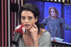 """Denise Fraga. Foto do site da UOL Televisão que mostra """"Acho que nunca sofri tanto em novela"""", diz Denise Fraga"""