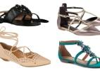Elegância confortável: sapatos sem salto também fazem bonito em festas