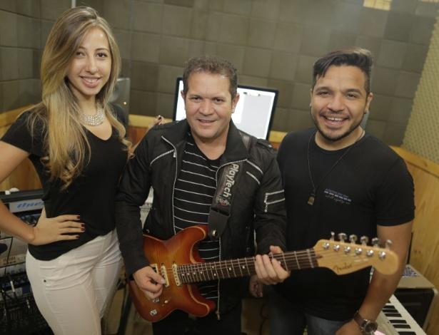 Após saída de Thábata, XCalypso de Ximbinha terá três vocalistas
