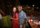 Gilberto Gil revela que não é de pular Carnaval:
