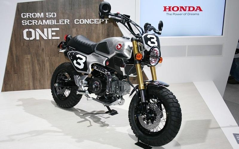 Honda Scrambler Concept