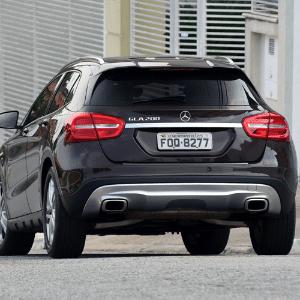 Nacional em 2016 gla bom para a mercedes e ruim frente for Mercedes benz gla 300