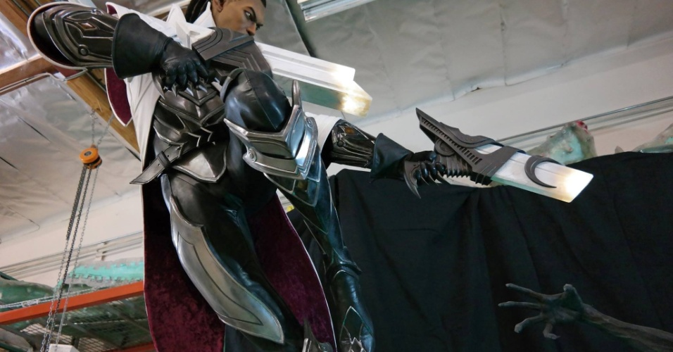 Estátua de Lucian, de