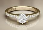 Promoção: compre um anel de noivado e ganhe uma arma. Sim, é sério! (Foto: Reprodução/Pinterest)