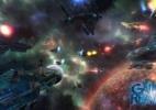 RTS espacial 'Galaxy Reavers' chega para sistemas iOS no final de maio (Foto: Divulgação)
