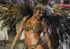 Do ensaio ao desfile: Livia Andrade e suas fantasias impecáveis