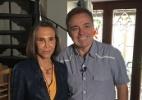 A Gugu, Dona Florinda revela que Seu Madruga tinha problemas com drogas - Divulgação/TV Record