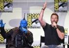 """Bebê Groot volta com """"fofura"""" em novo """"Guardiões da Galáxia"""" - Kevin Winter/Getty Images/AFP"""