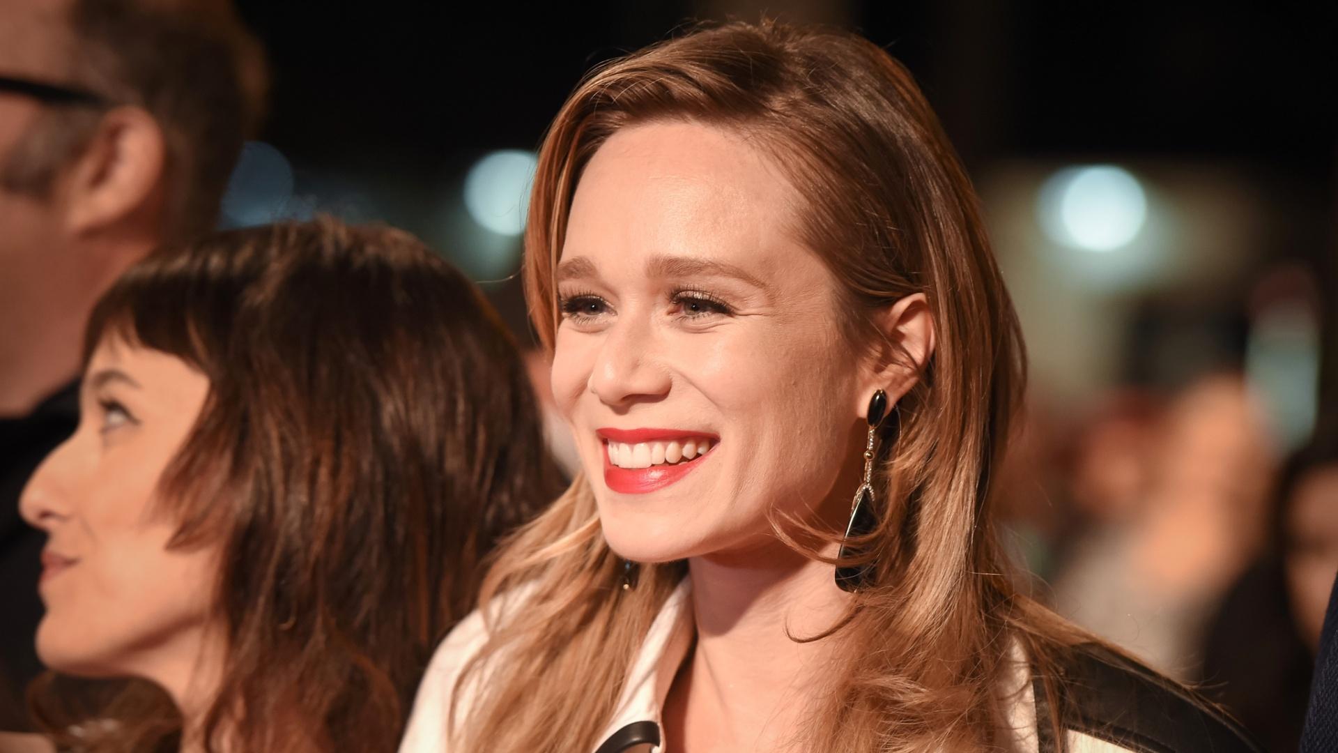 14.ago.2015 - A atriz Mariana Ximenes, do filme