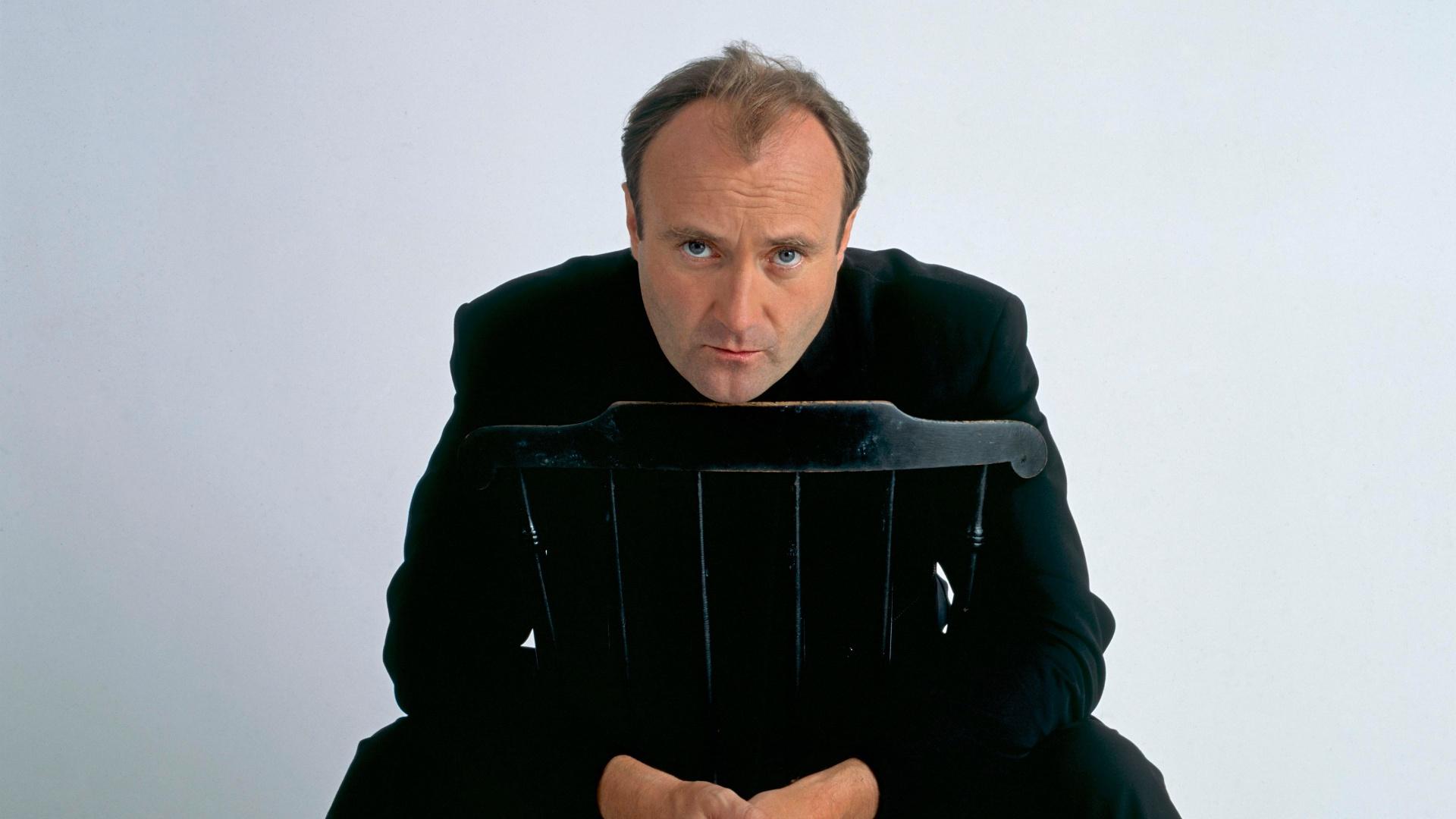 Phil Collins relança discos clássicos da carreira em 2016