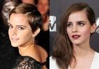 Ícone de beleza, relembre as mudanças nos cortes de cabelo de Emma Watson (Foto: Montagem/UOL)