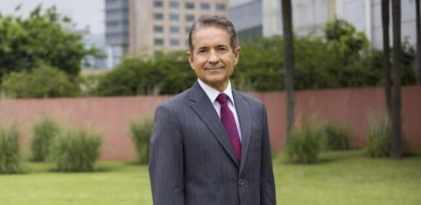 Carlos Tramontina, apresentador de telejornais da Globo em São Paulo
