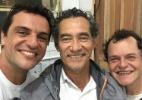 """Lombardi pede """"licença"""" para substituir Montagner em nova série da Globo - Reprodução/Instagram/rodrigolombardi"""