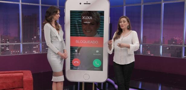 """Sonia Abrão """"bloqueia"""" famosos como Xuxa Meneghel, Anitta e Wagner Moura no programa """"Luciana By Night"""""""