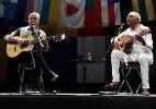 Gilberto Gil cancela show no Rio devido a problemas de saúde - Alex Palarea /AgNews
