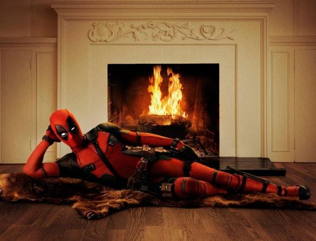 """Cena de """"Deadpool"""", dirigido por Tim Miller"""