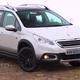 Peugeot 2008 fica provocador com série aventureira Crossway; assista