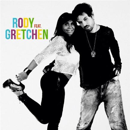 04.ago.2016 - Capa do álbum digital de Gretchen com DJ Rody