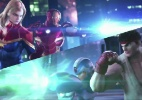 "Capcom anuncia ""Marvel vs. Capcom Infinite"" para PS4, Xbox One e PC - Reprodução"