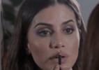 Camila Coelho ensina passo a passo para lábios volumosos - Reprodução/Harper?s Bazaar