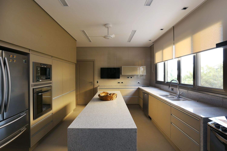 Uniflex. A casa Campinas tem projeto de arquitetura de Teresa d'Ávila #897042 1500 1000