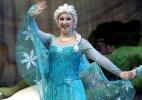 """Anna e Elsa de """"Frozen"""" estão no musical """"Disney on Ice"""" em cartaz em São Paulo - Flávio Florido/UOL"""