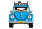 Fusca de Lego, uma obra de 1.167 peças - Divulgação