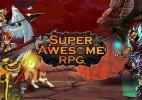 Mesclando estratégia e cards, 'Super Awesome RPG' é lançado para mobiles (Foto: Divulgação)