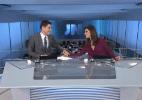 """O que você achou da estreia de Monalisa Perrone na bancada do """"JN""""? - Reprodução/TV Globo"""