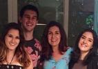 """Fátima Bernardes celebra o aniversário de 19 anos dos filhos: """"Não tem preço"""" - Reprodução /Instagram /fbbreal"""