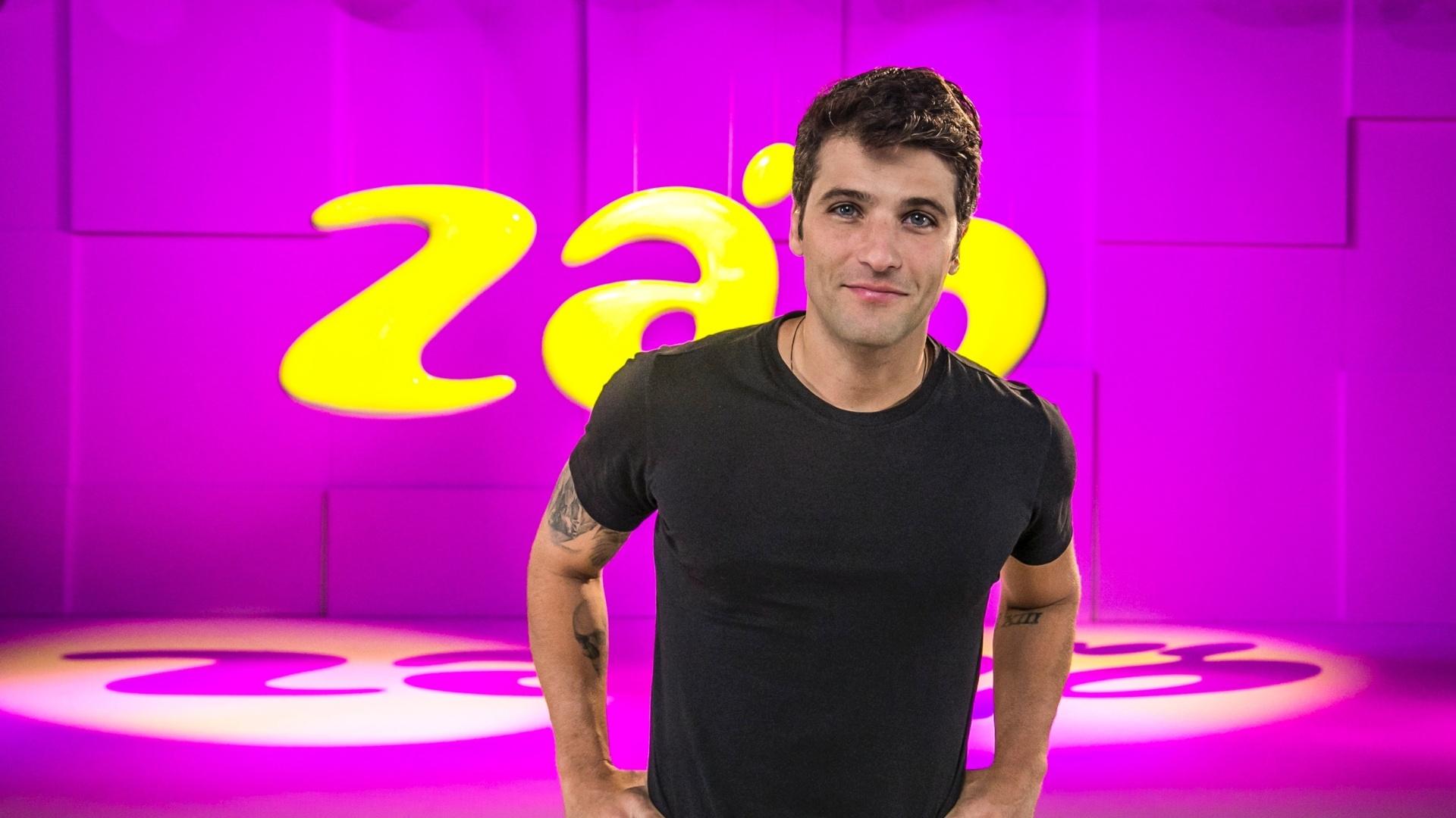Bruno Gagliasso é uma das estrelas da campanha da Globo Internacional para a operadora Zap, em Angola