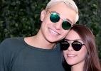 Mc Gui beija muito a namorada em festa de aniversário - Thiago Duran/AgNews