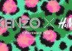 Kenzo e H&M vão lançar coleção juntas que promete animar fashionistas - Reprodução/Glamurama