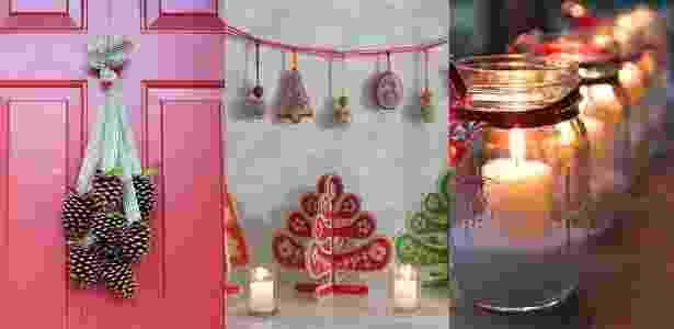 Reprodução/ Depósito Santa Mariah/ Divulgação/ Tok&Stok/ Reprodução/ Pinterest - Follow the Colours/ Montagem UOL